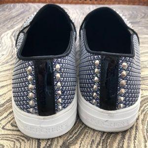 skechers Shoes - Skechers embellished slip ons w/ Butterfly emblem